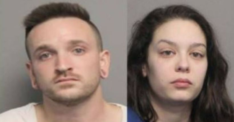 Police: Topless woman kissed Uber driver as distraction while boyfriend tried to rob him