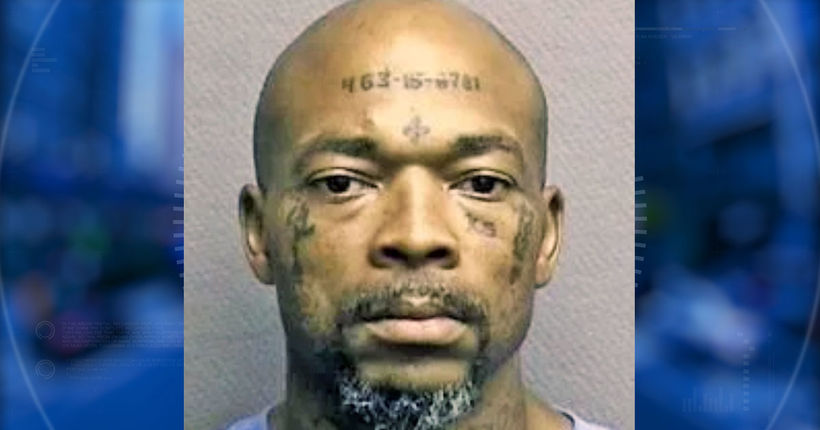 Wanted Texas man has Social Security number tattooed on forehead