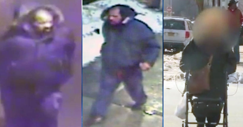 Man rapes, robs woman using a walker in the Bronx: police