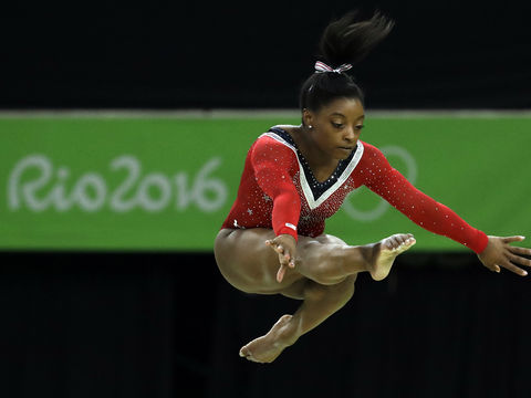 Simone Biles says she was sexually abused by ex-USA Gymnastics doc