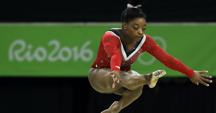Simone Biles says she was sexually abused by former USA Gymnastics doctor Larry Nassar
