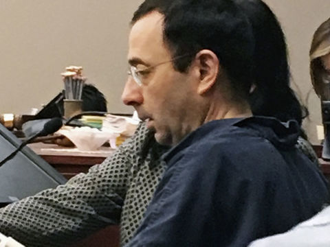 Sexual abuse victim to Nassar: 'You are a repulsive liar'