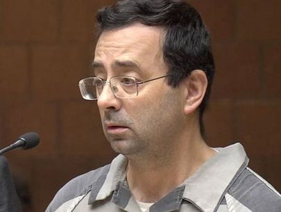 Larry Nassar, ex-trainer indicted for abuse
