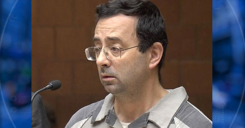 Larry Nassar and former USA Gymnastics trainer indicted for alleged sexual abuse at Karolyi Ranch in Texas