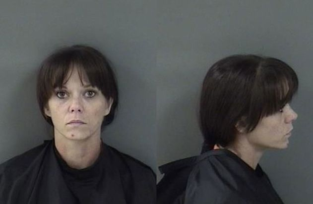 Woman arrested after leaving infant in car for over an hour