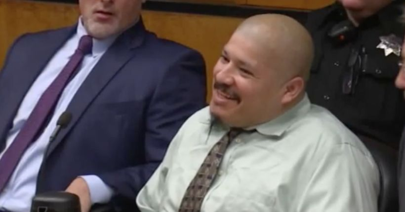 Man accused of killing NorCal sheriff's deputies laughs in court and says 'I wish I killed more'