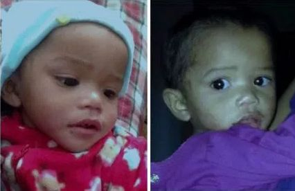 Stockton police release photos of one missing twin