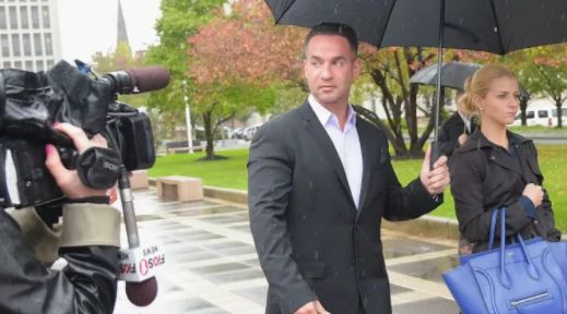 'The Situation' of MTV's 'Jersey Shore' to report to federal prison for tax fraud
