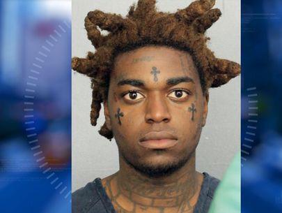 Rapper Kodak Black arrested again in Florida