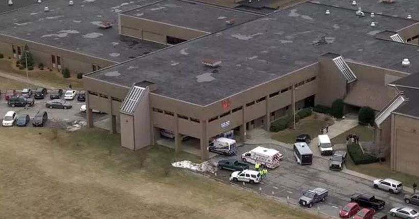 Marshall County High School shooting leaves 2 dead, 17 others wounded