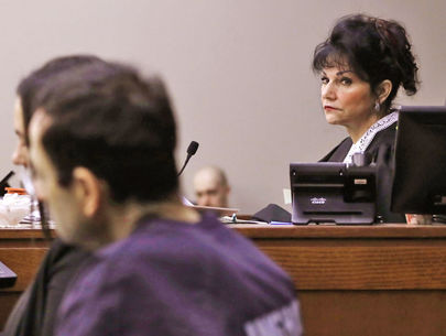 Judge to Larry Nassar: 'I just signed your death warrant'