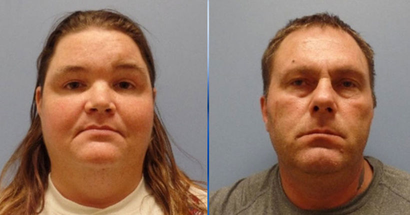 Sandusky, Ohio couple accused of raping infant