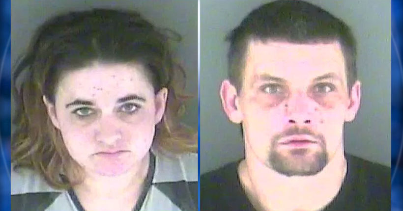 Manager, boyfriend accused of using heroin, preparing food with open sores at Little Caesars