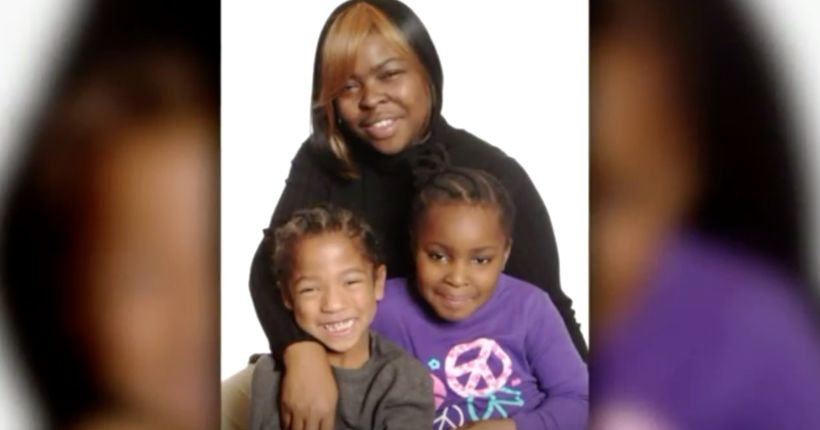 10-year-old boy answers knock on door, then witnesses murder of his mother
