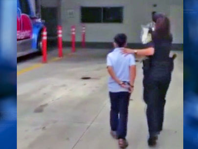 7-year-old boy handcuffed after being accused of attacking teacher