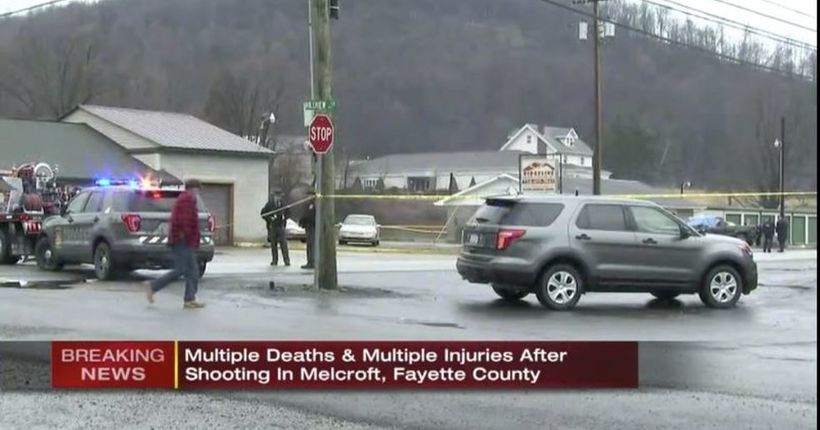 4 killed in shooting at Pennsylvania car wash: state police