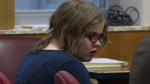 'I'm sorry': Morgan Geyser committed to 40 years of institutional care in 'Slender Man' stabbing case