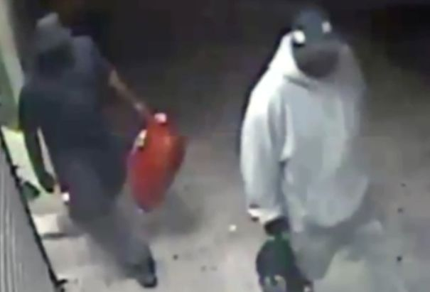 Security video shows police impersonators kidnapping man in Sunset Park