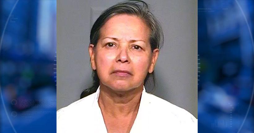 911 audio: Arizona woman accused of murdering mom told dispatcher 'I strangled her'