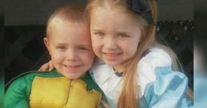 Mom sentenced to 18 years for crash that killed her children