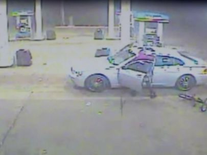 Video: 2 'cowards' riding bicycles kill woman during attempted carjacking