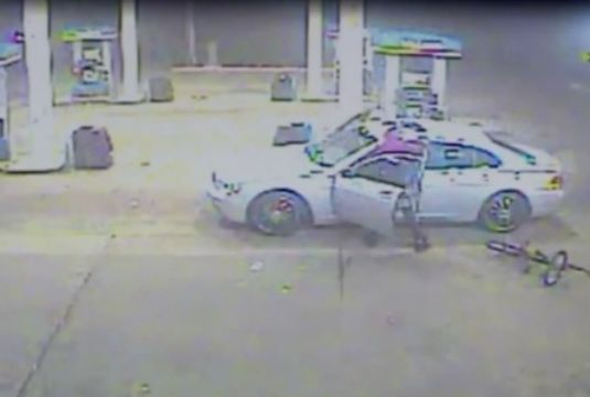 HPD: 2 'cowards' riding bicycles shoot, kill woman during attempted carjacking at Valero in SW Houston