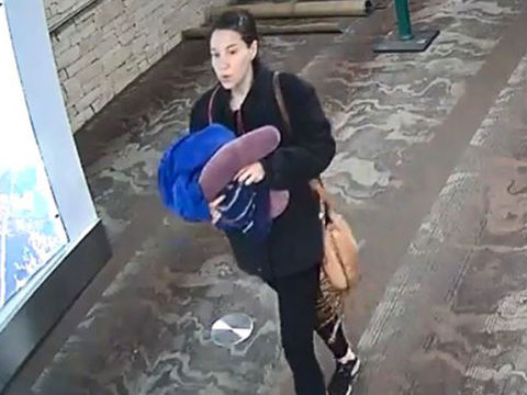 Woman sought for abandoning baby at Tucson airport