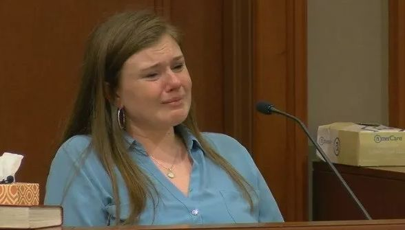 Woman found guilty of attempted murder for leaving newborn in dumpster