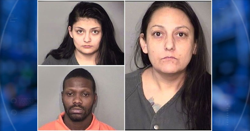 Trio arrested in mutilation, murder of woman whose body was found in Detroit