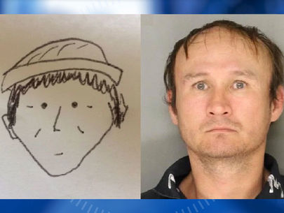 Police identify, arrest theft suspect from hand-drawn sketch