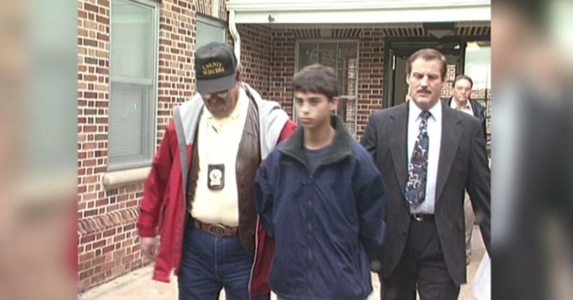 Zachary Witman admits guilt in 1998 murder of 13-year-old brother