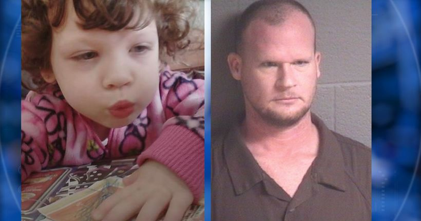 Man charged in 2016 stabbing death of 6-year-old daughter enters guilty plea