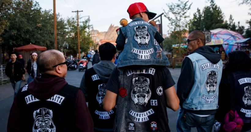 Lawsuit alleges gangster-like tactics against one social club of Disneyland superfans