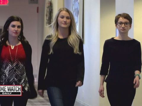 Elizabeth Smart exclusive: Larry Nassar victims speak out (2/4)