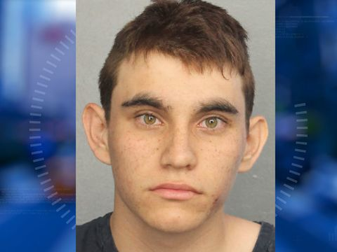 Parkland school shooting suspect booked at Broward County jail