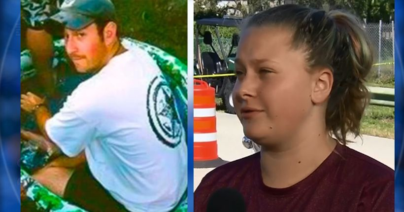 Student describes hearing her teacher being fatally shot in Florida school shooting: 'it haunts me'