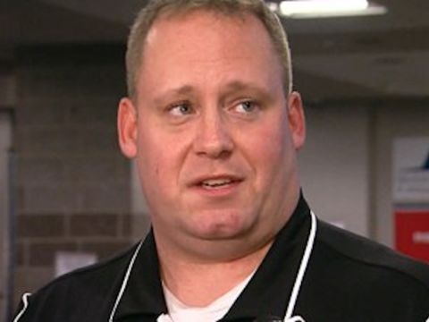 College coach inside Florida school during shooting recalls tragedy