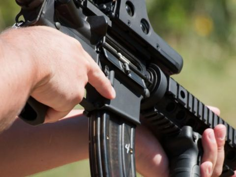 Youth baseball team moves forward with AR-15 raffle