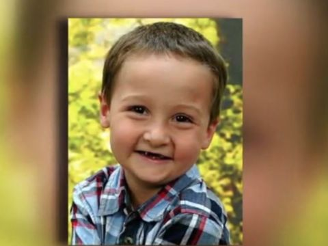 Police still searching for 5-year-old missing since Saturday