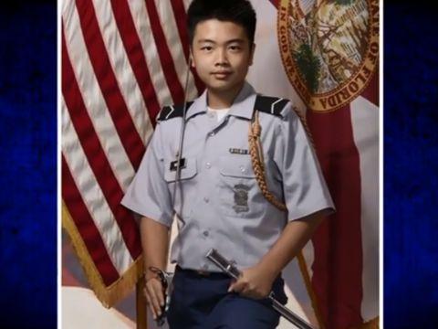 West Point posthumously admits Fla. school shooting victim