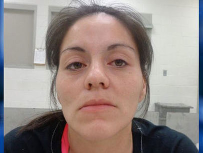 Oklahoma mother arrested, accused of leaving kids in car to go shoplift