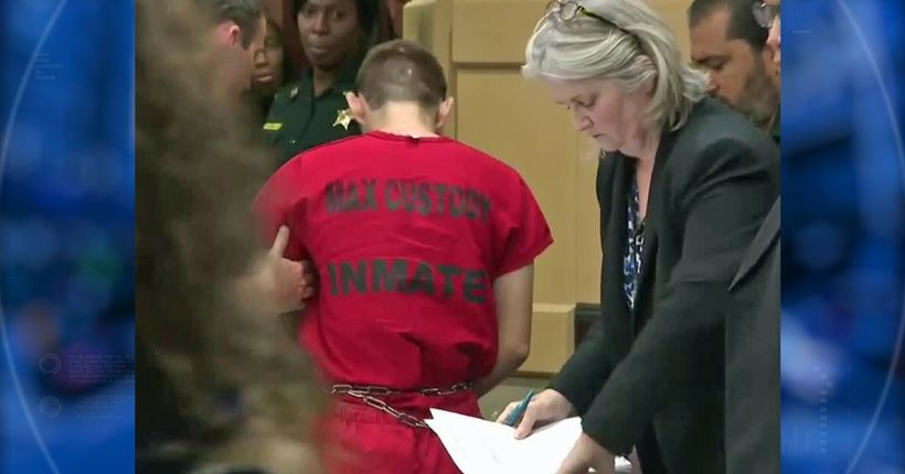Latest on Florida school shooting: Accused shooter refused help