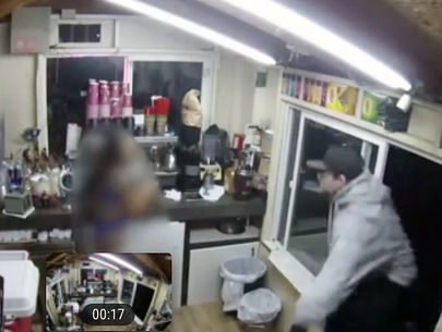 Suspect captured in terrifying attack, attempted rape of bikini barista