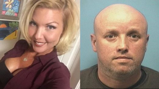 Husband of online exhibitionist arrested for her murder, police say
