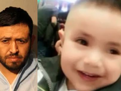 Dad charged with murder after boy found dead with throat cut