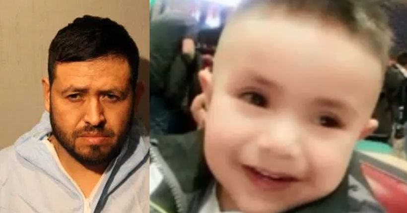 Father charged with murder after 2-year-old found dead with throat cut