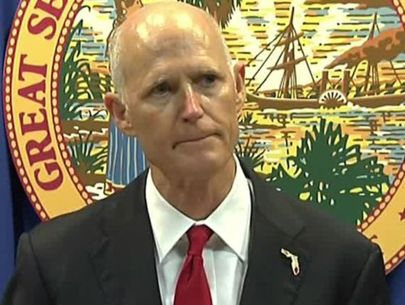 Florida Gov. Rick Scott announces new school safety plan after shooting