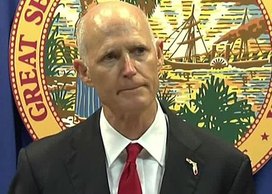 Florida Gov. Rick Scott announces new school safety plan after Parkland shooting