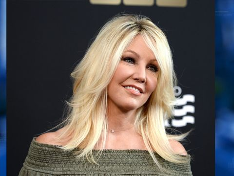 Heather Locklear arrested on suspicion of domestic violence, assault on officer