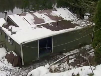 Autistic teen lured from Arkansas rescued in Washington cabin